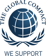 Logo The Global Compact - We support